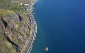 Transport vers la Réunion