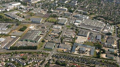 Le transfert de site industriel avec CERL