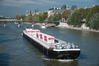 Multimodal Port of Rouen