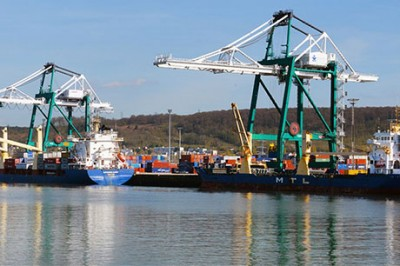 Haropa Port de Rouen