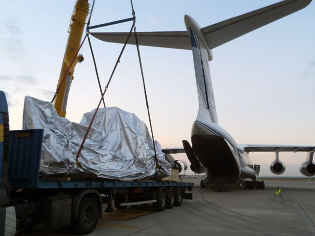 Air freight for all types of goods
