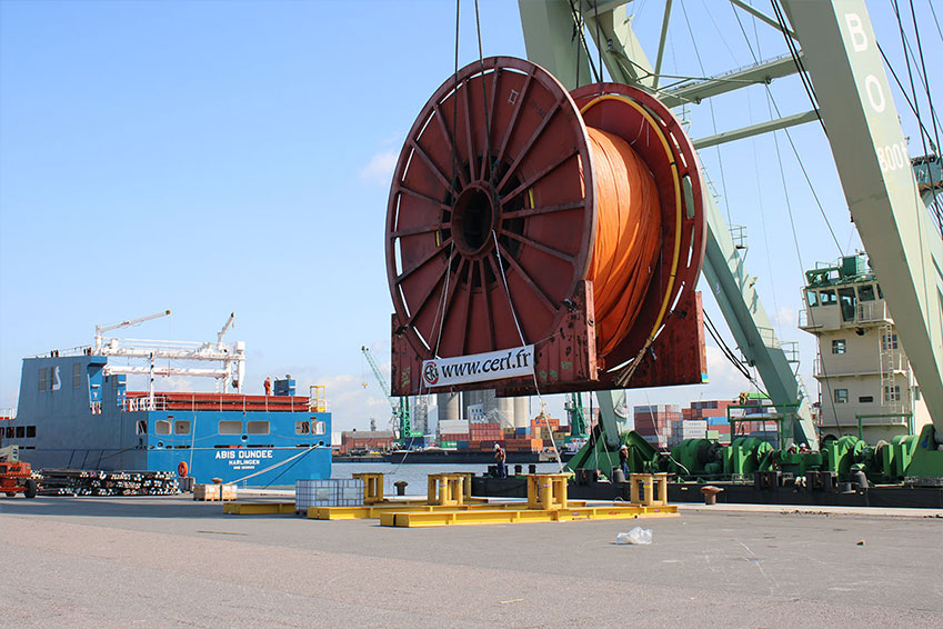 Maritime freight services