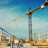 International construction sites