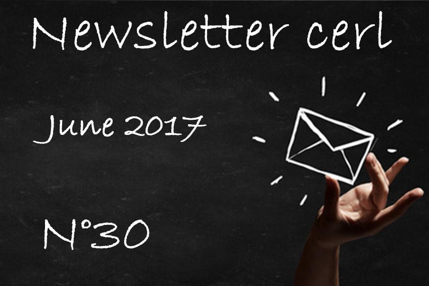 Newsletter CERL