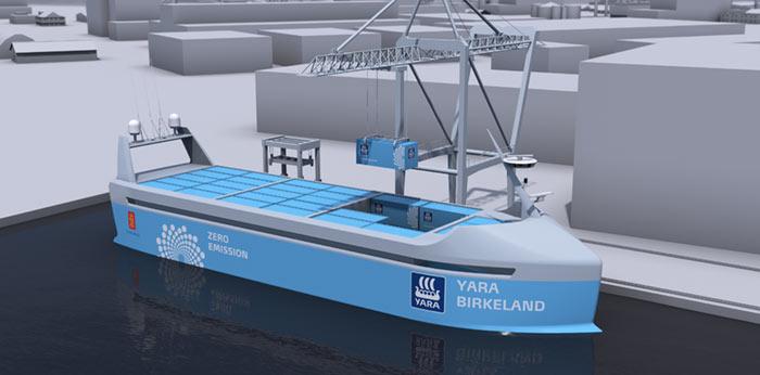 Navire Yara