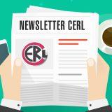 Newsletter CERL Novembre 2017