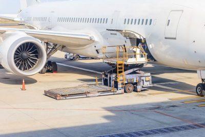 Transport de marchandise aérien