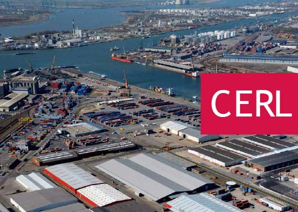 Maritime transport Antwerp CERL