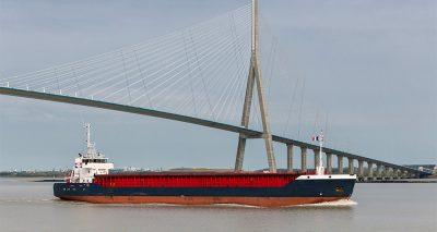 trafic des voies navigables