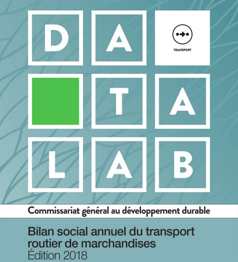 Bilan social annuel du transport routier de marchandises 2018