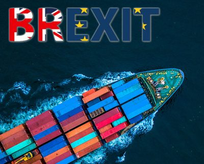 transport maritime brexit