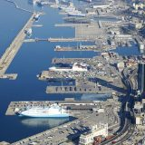Port of Marseille-FOS traffic in 2018