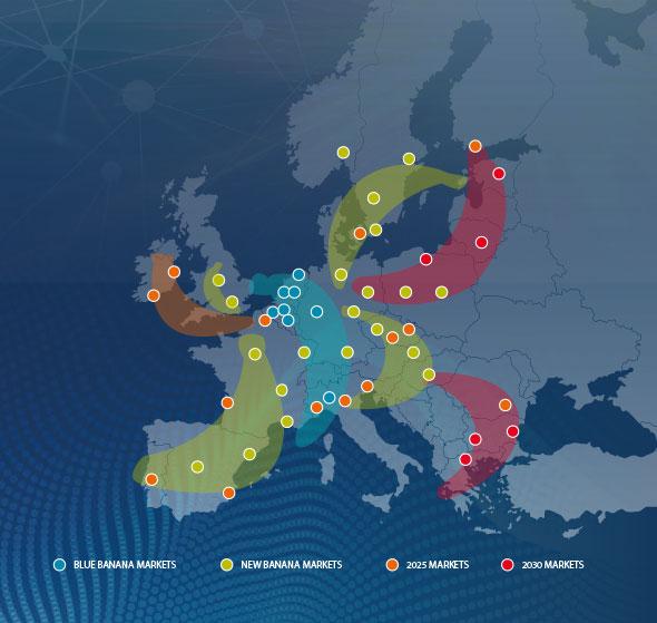 Circulation de marchandises en Europe