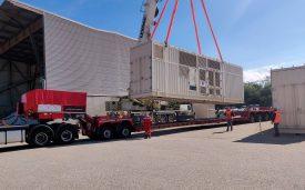 Transport de 4 colis et de 6 camions entre Valence et Toulon