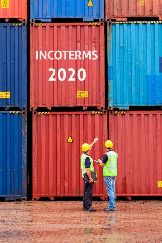 Régles et droit commerce international