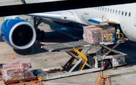 Transport de marchandises aérien