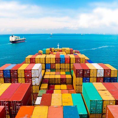 Transport de conteneurs