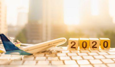 chiffres clés transport aérien 2020