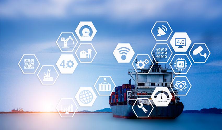 Transport de container - Lyon CERL