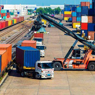 Chiffres clés transport maritime et ferroviaire