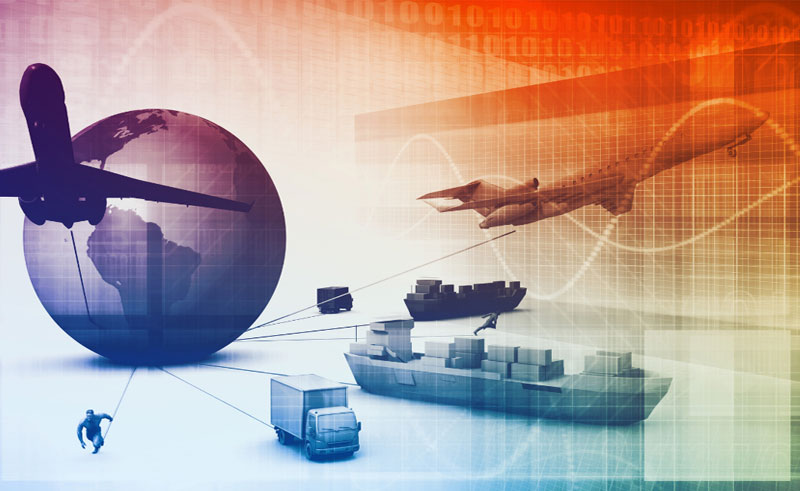 import export maritime transport