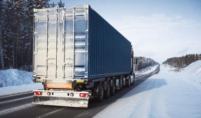 transport routier de marchandises lyon